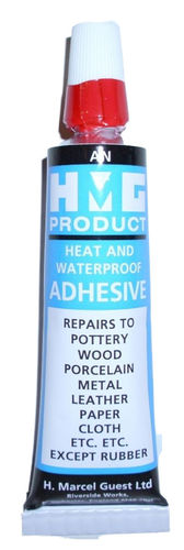HMG - Large 16g Tube of Fletching Adhesive