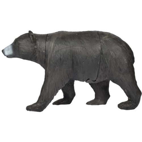 Large Walking Black Bear